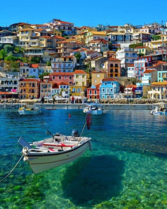 Почивка на остров Корфу 2018 с чартърен полет