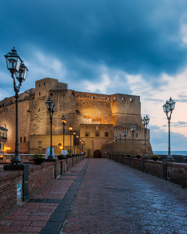 Почивка в Кампания, Италия