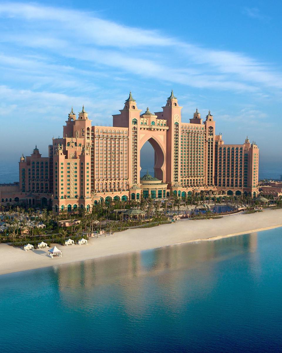 Септемврийски празници в Дубай с 3 включени екскурзии