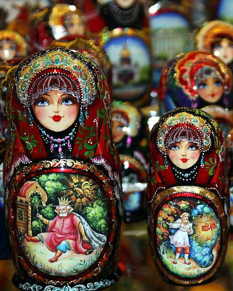 Величието на Русия – Москва и Санкт Петербург