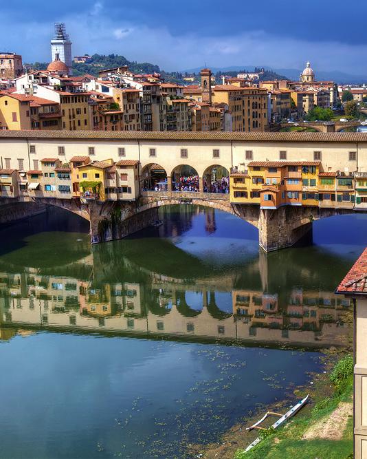 Пиза и Флоренция