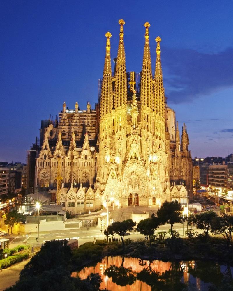 Барселона – красивата столица на Каталуния