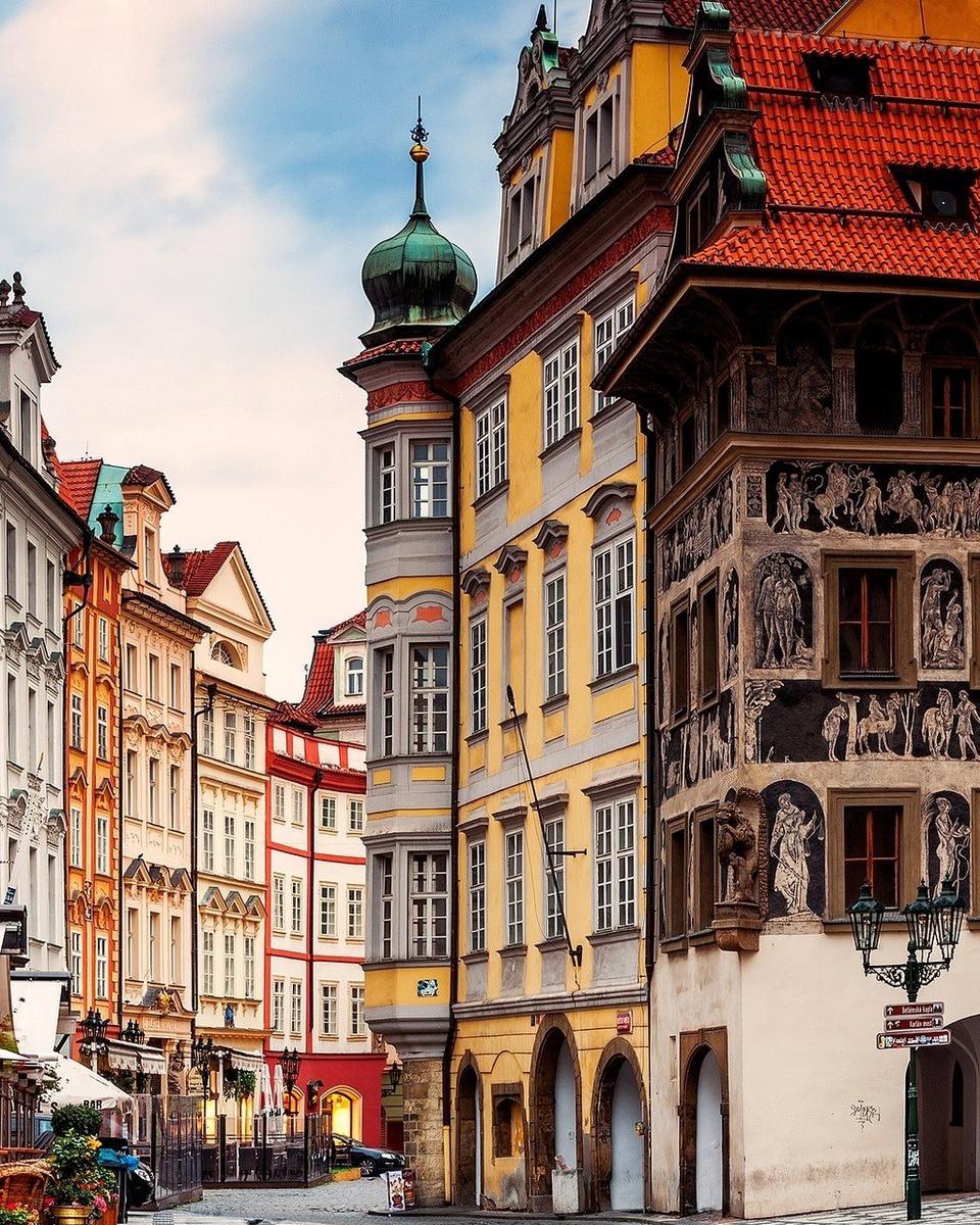 Майски празници в приказна Прага