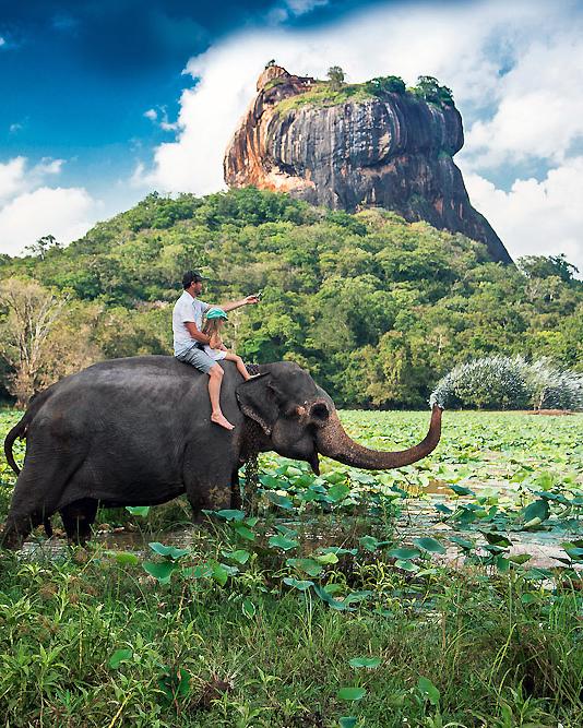 Шри Ланка, Южна Индия и Керала