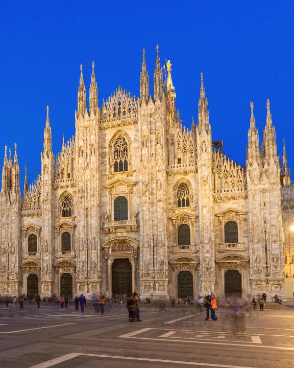 Екскурзия до Милано – тръгване от Варна
