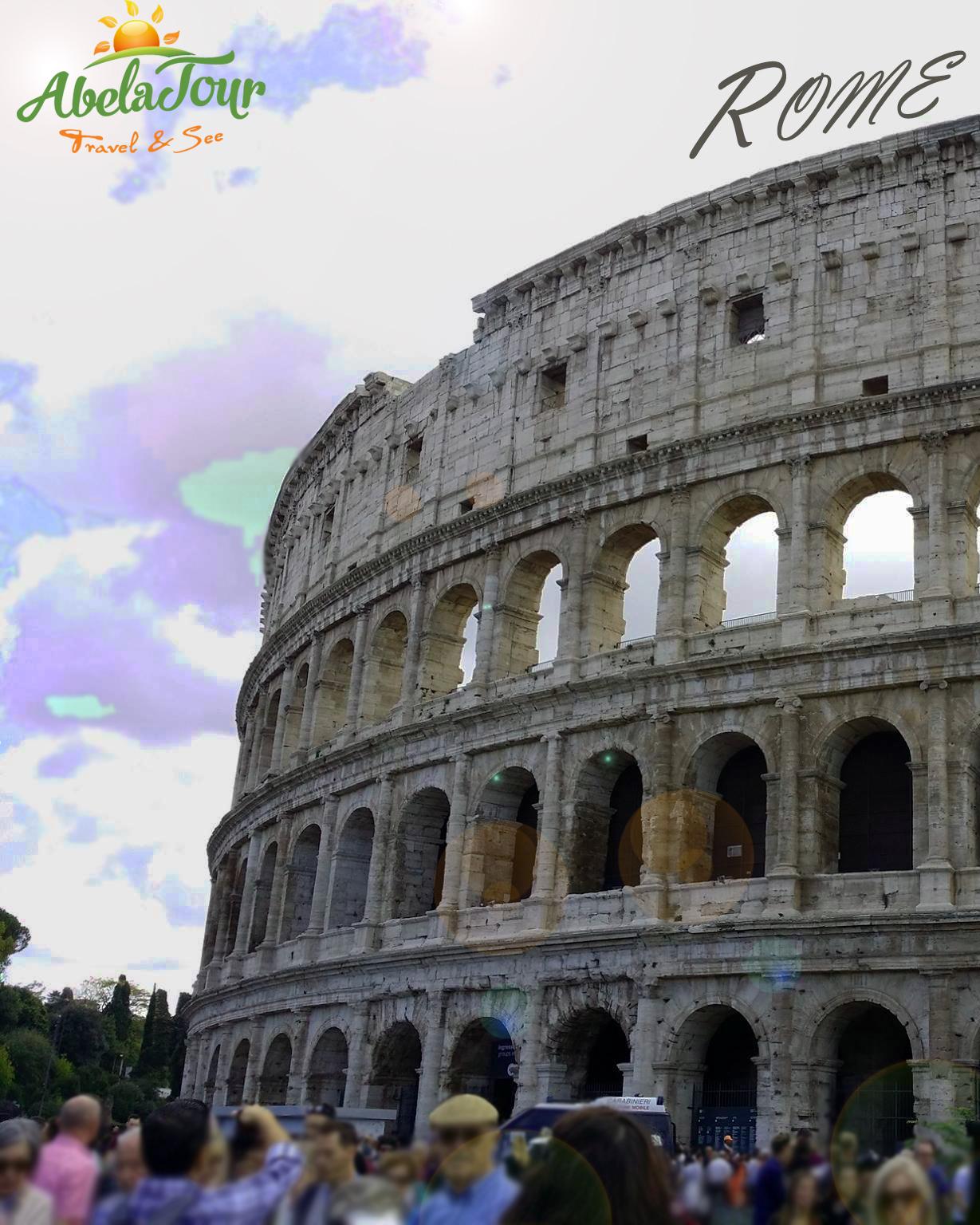 Лятна екскурзия до Рим