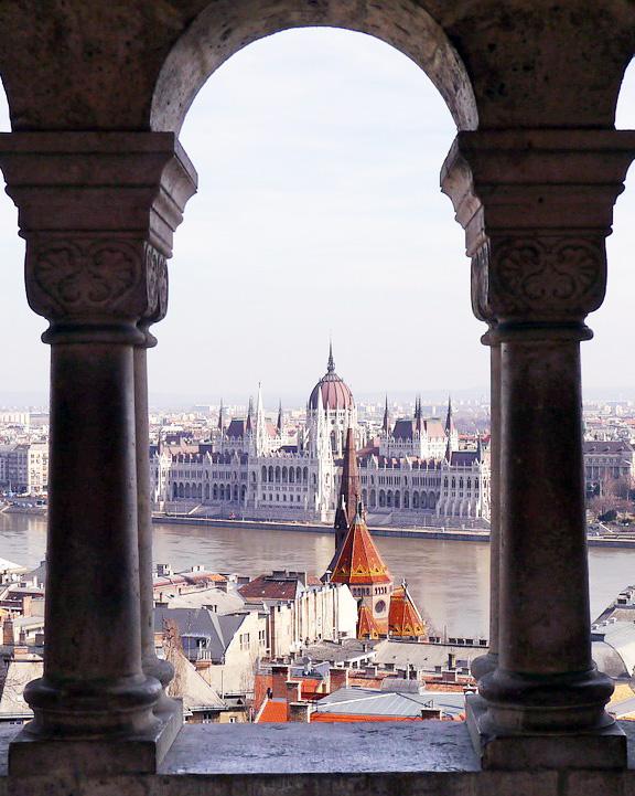 Будапеща – градът на двата бряга на Дунава