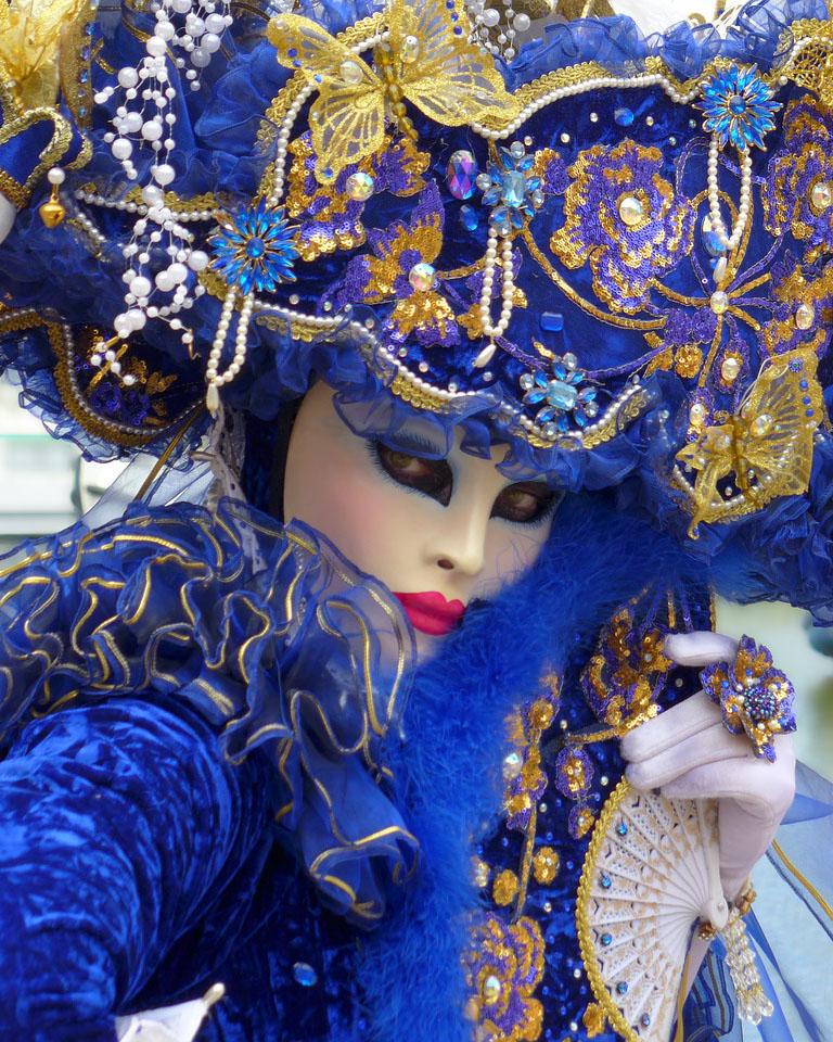 Венеция за Свети Валентин и Карнавала