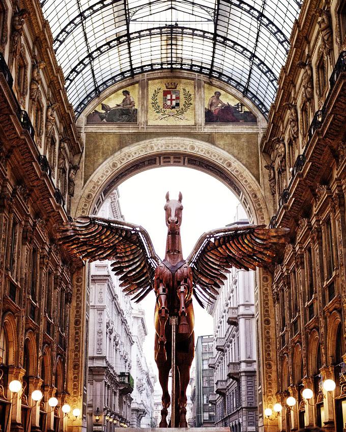 Милано – италианската столица на модата