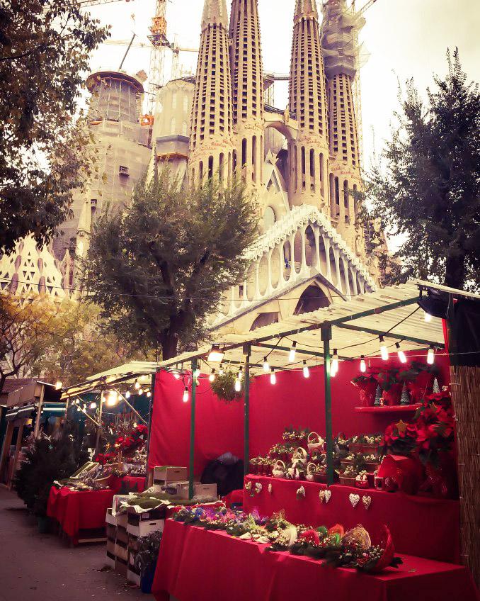 Барселона – коледно пътуване