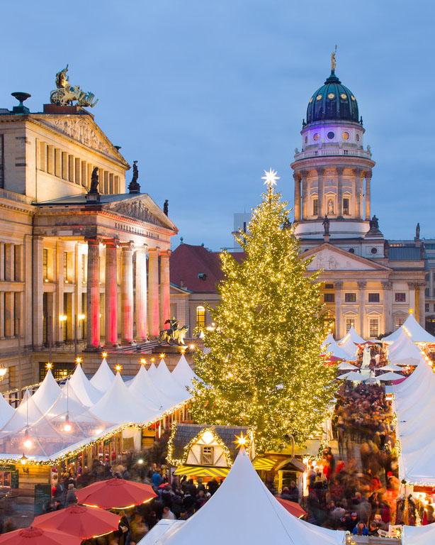 Предколедна разходка до Берлин