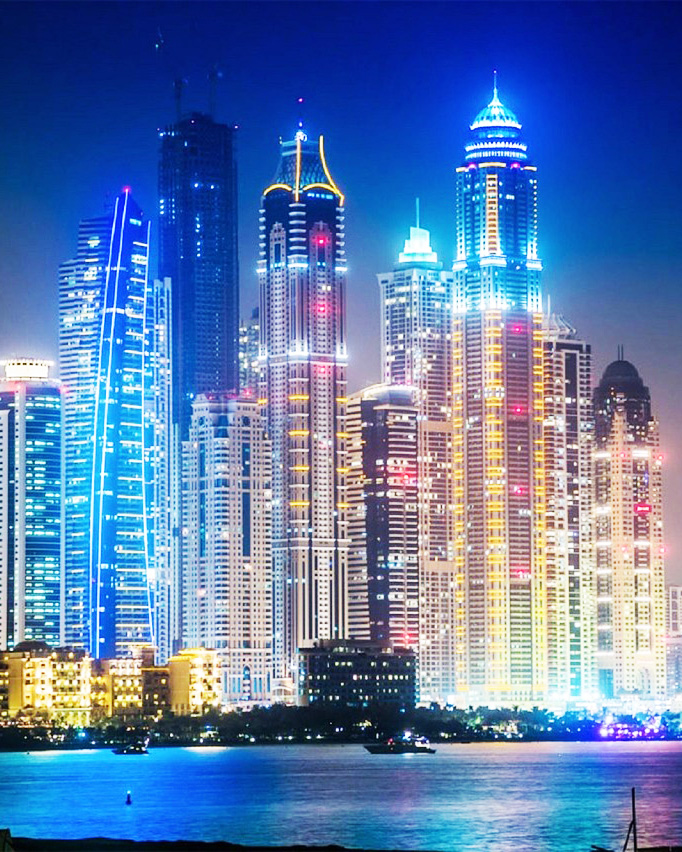 Екскурзии до Дубай 7 нощувки- есен 2019