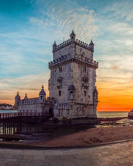 Пътешествие до Лисабон