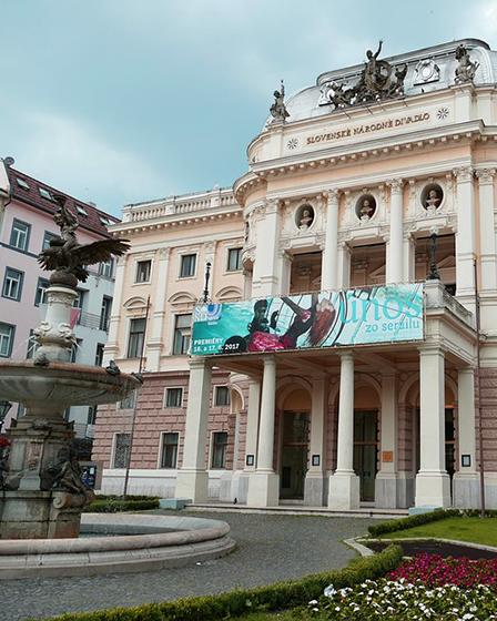 Братислава – в центъра на Европа – тръгване от Бургас