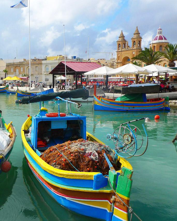Eкскурзия до Малта – страната на рицарите
