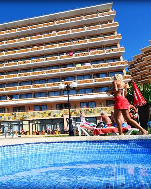 Почивка в Палма де Майорка, хотел FERGUS TOBAGO 3*