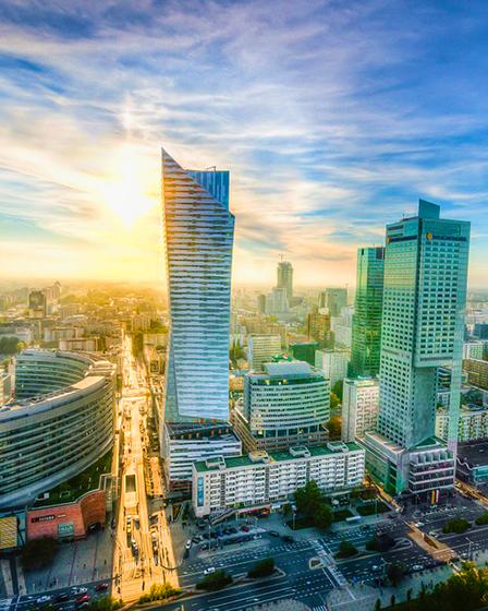 Екскурзия до Варшава – тръгване от Бургас