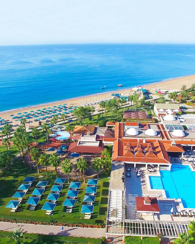PALOMA PARADISE BEACH 4*, Сиде, Турция – 7 нощувки със самолет