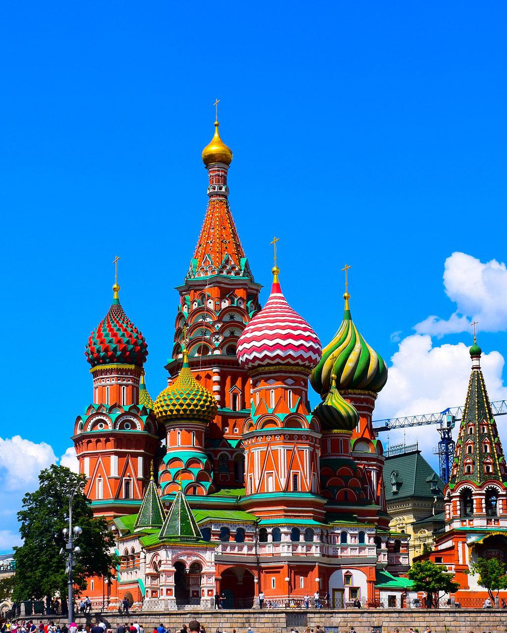Нова година в Москва и Санкт Петербург, полет от СОФИЯ