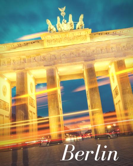 Есенна екскурзия до Берлин – The City of Freedom