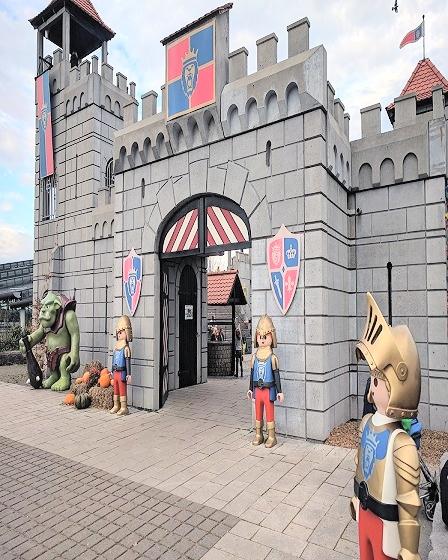 Ваканция в Нюрнберг – PLAYMOBIL FunPark
