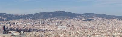 Хълмът МОНТЖУИК в Барселона